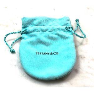 2 Authentic Tiffany Jewelry Bag